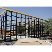 Κατασκευή συγκροτήματος βιοκλιματικών κατοικιών στην Ερέτρεια
