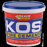KOS FIRE CEMENT ΠΥΡΑΝΤΟΧΑ ΤΣΙΜΕΝΤΑ - ΣΦΡΑΓΙΣΤΙΚΑ-fireproof cement - sealants