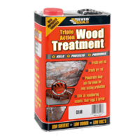 EVERBUILD WOOD TREATMENT  ΠΡΟΣΤΑΣΙΑ ΞΥΛΟΥ-wood protection